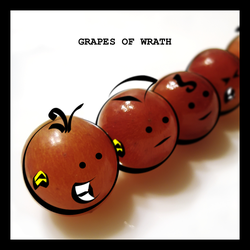 Grapes of Wrath by Haynos