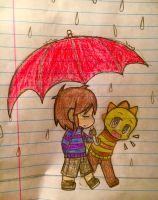 Sucky Undertale Doodle... by Taiyo-P