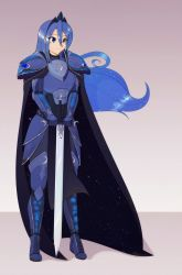 140713 - [Commission] Lunar Knight by ScorpDK