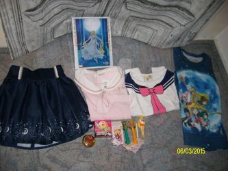 Sailor Moon collection pt. 50 by RoseMarionTyler