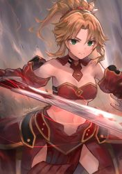 Mordred by INeonBeatI