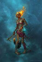 Wading undead by inSOLense