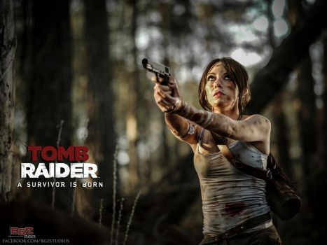 Tomb Raider Reborn Cosplay - I will overcome.. by bgzstudios