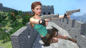 Classic Raider 174 by tombraider4ever