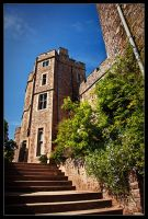 Dunster Castle by Wivelrod