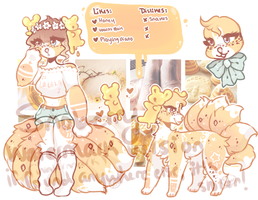 OPEN l Gummii puppii auction adopt by Sno-berry