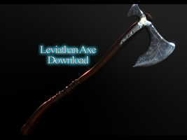 MMD - Leviathan Axe Download by Mr-Mecha-Man