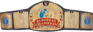 WWE European Championship 2014 by Nibble-T