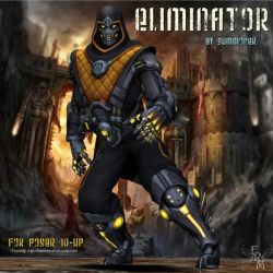Eliminator, by Summoner by FantasiesRealmMarket