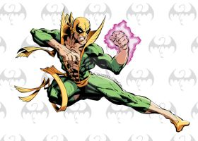 Iron Fist by TimTownsend