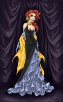 Babs Evening Gown by msciuto
