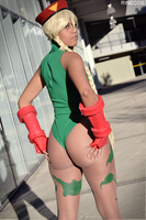 Cammy Cosplay by Rinecos