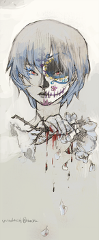Rei of the Dead by yume-darling
