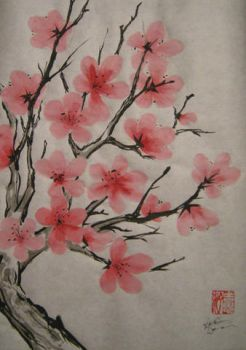 tree flowers 2 by gbcink
