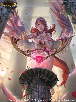 Cupid Stage 1 by mictones