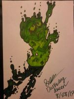 Toxic Morty by WardenDarkwingArtist