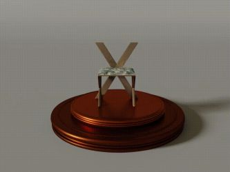 Roundtable Chair 58 by kratzdistel