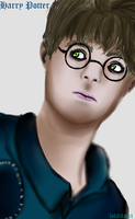 Harry Potter by Lolalilacs