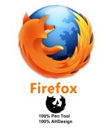 firefox illustration by AHDesigner