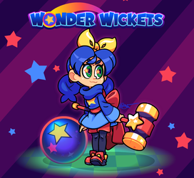 Wonder Wickets Promo 1 by The-Knick