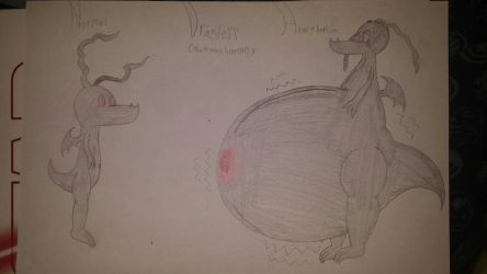 Dragless (The dragon heartless) by MathewH88