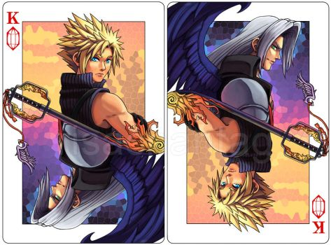KH2: King of Diamonds by Risachantag