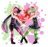 I Heart Splatoon by CHOCOCHIYOKO