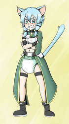 Robbie Commission - Sinon's Armor ''Upgrade'' by WaffliesProclivities