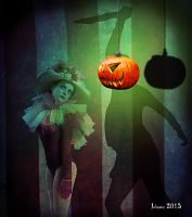 Murderer in the circus by Julianez