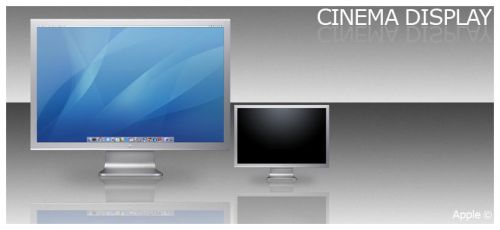 Cinema display by funk-meister