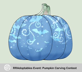 RRA: 2017 Pumpkin Contest Entry by Ravens-Folklore