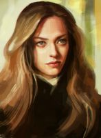 Amanda Seyfried by Nimfale