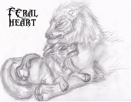 Feral Heart Fan-Art by Some-Art