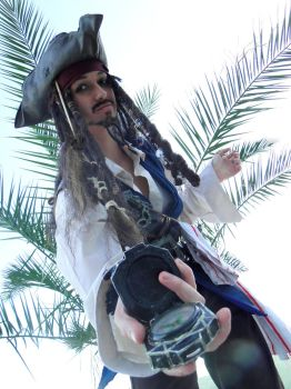 Jack Sparrow by Hell-master