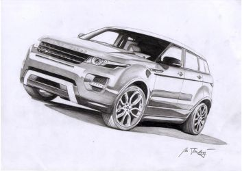Range Rover by Mipo-Design