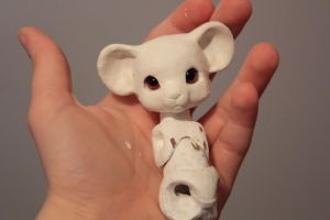 My Tiny Mouse Friend! by SummerdreamDolls