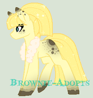 Lady Banana - 1pt SB Auction CLOSED by Brownie-Adopts