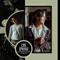 Photopack 25102 - Cole Sprouse by southsidepngs