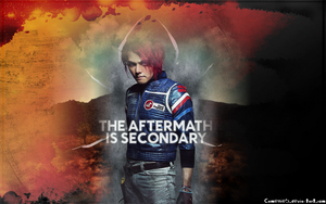 The aftermath is secondary by Camellieb