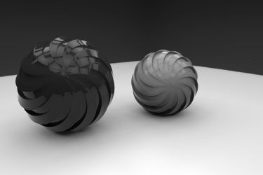 Armored Spheres 2 by Tate27kh