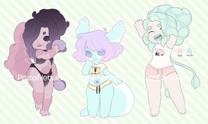 Koninui Adopts | Batch 9 | CLOSED by Cybambie