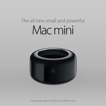 2014 Mac mini concept by CherryConcepts