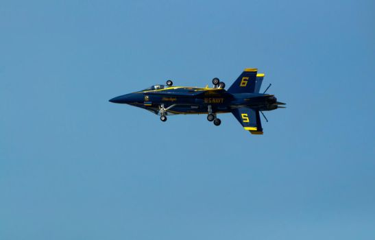 Blue Angels 5 and 6 Mirrored by spcefrk