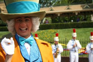 The Mad Hatter by DisneyLizzi