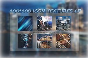 #2 Icon Textures - The City 6P by huifanshu