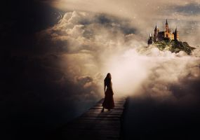 Fantasy Kingdom by nidzoart