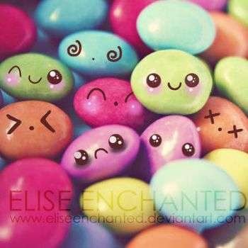 The sweets by EliseEnchanted