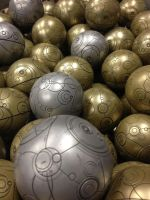 Wibbly Wobby Spheres of Rassilon by rubbert0e