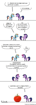 The Ruse [post-episode strip] (Spanish) by cejs94