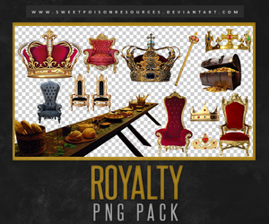 Royalty | PNG by sweetpoisonresources